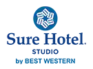 Sure Hotel Studio Esplanade Rooms & Longstay